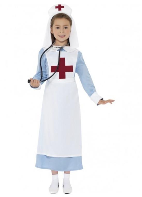 WW1 Childs Nurse Costume