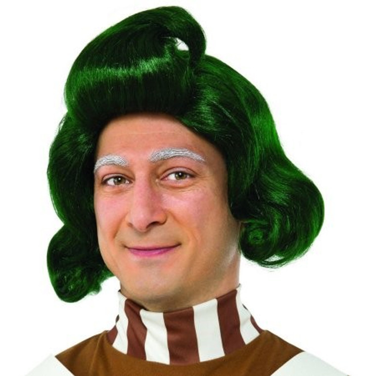 Oompa Loompa Green Wig