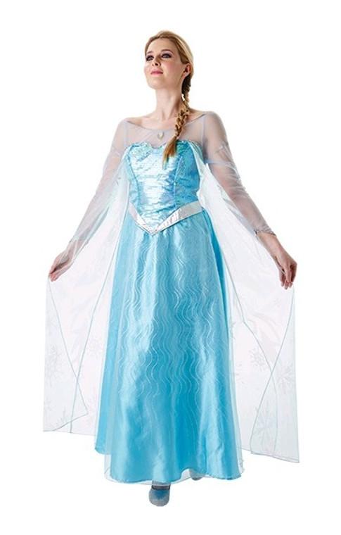 Elsa Frozen Womens Costume