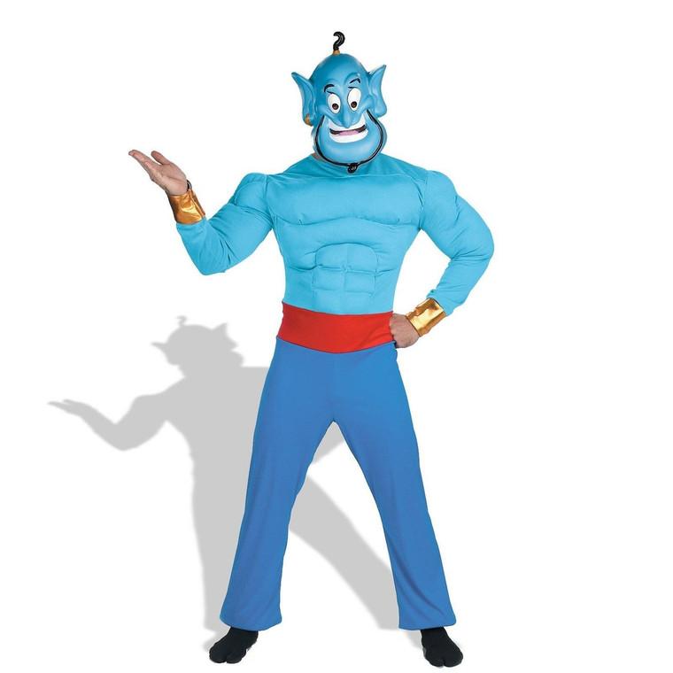 Disney Adult Genie Costume