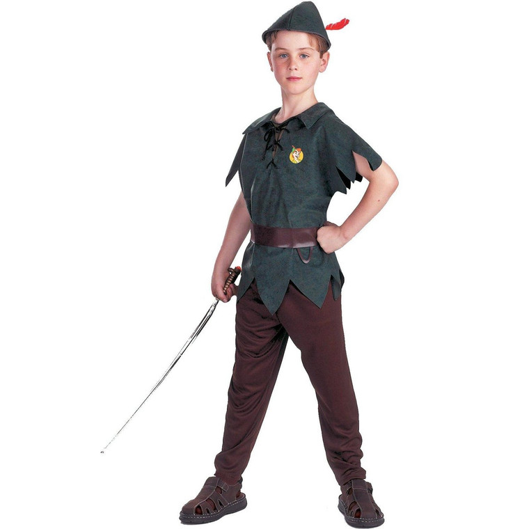 Peter Pan Childs Costume