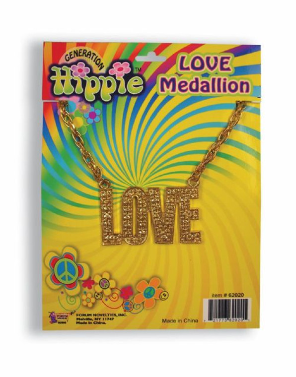 Hippie LOVE Necklace