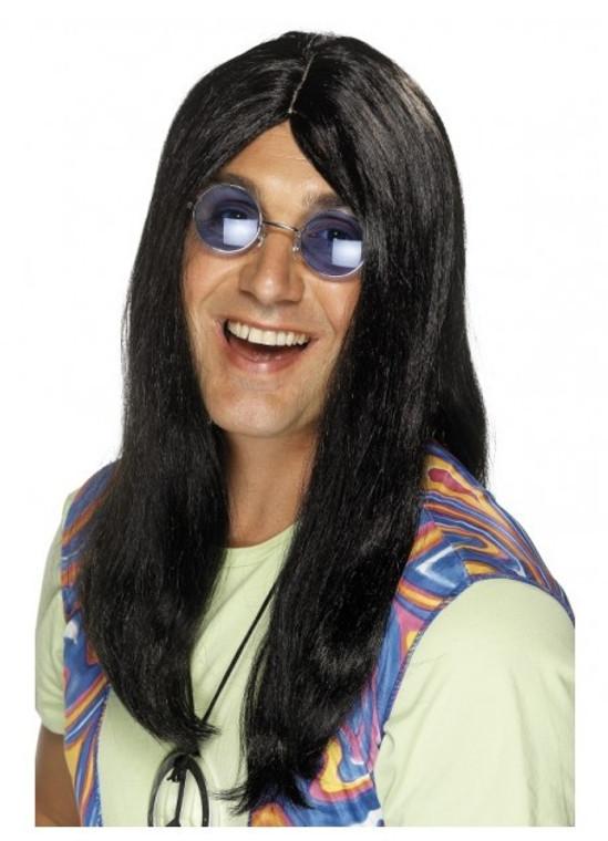 Neil Hippy Long Wig
