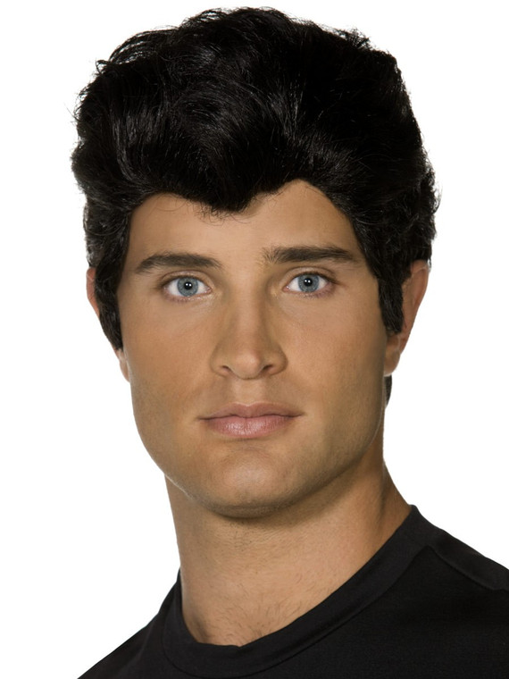 Danny 1950s Style Grease Mens Wig
