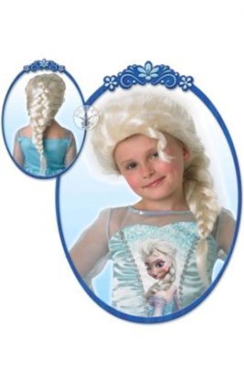 Disney Frozen Elsa Deluxe Childs Wig
