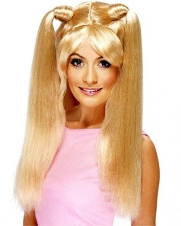 Baby Power Blonde Costume Wig