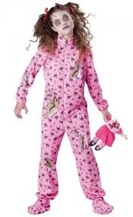 Zombie Girl Halloween Costume