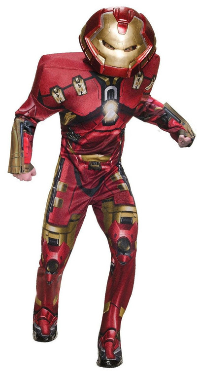 Avengers Age Of Ultron Hulk Buster Deluxe Mens Costume