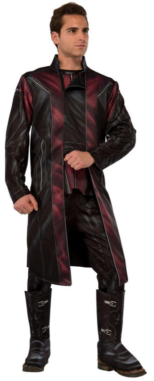 Avengers Age Of Ultron Hawkeye Deluxe Mens Costume