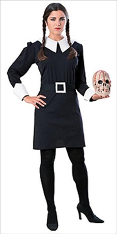 The Addams Family Wednesday Adams Costume