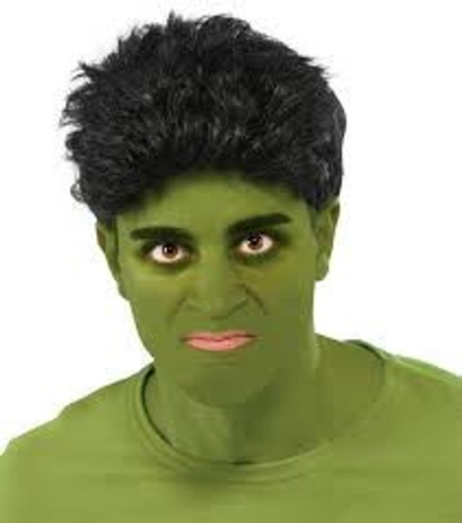 Hulk Avengers Wig