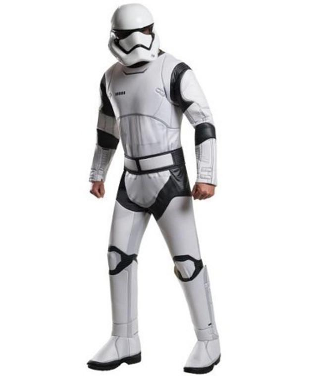 Star Wars Stormtrooper Deluxe Adult Costume EP7