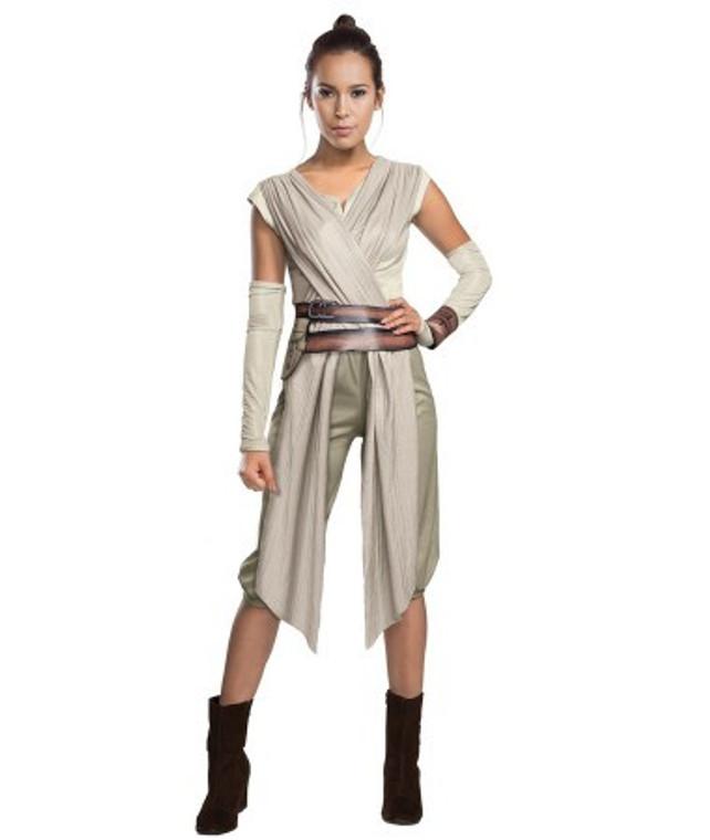 Star Wars Rey Womens Adult Costume EP7