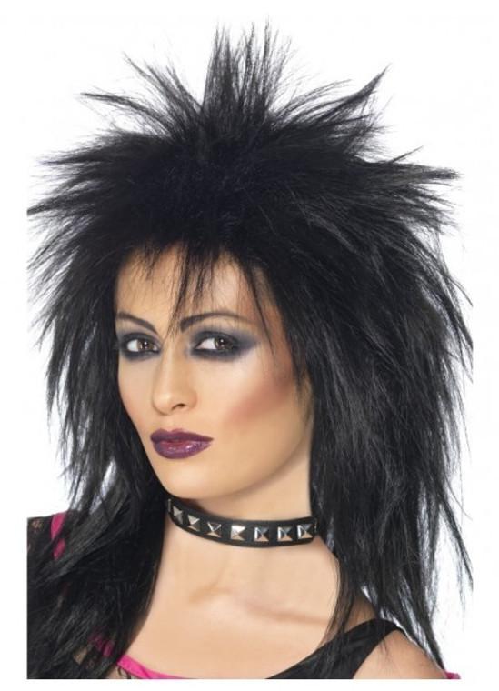 Rock Diva Wig 80s Mullet