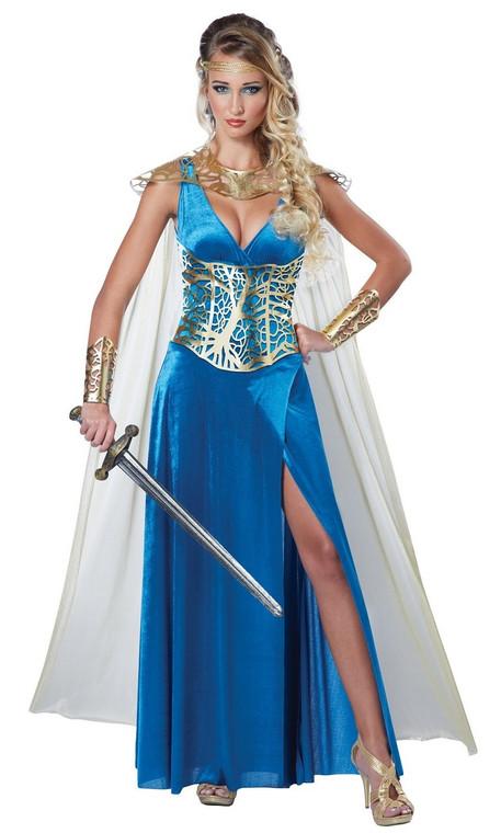 Warrior Queen Womens Costume