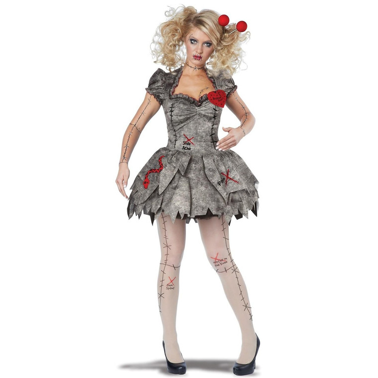Voodoo Dolly Halloween Costume