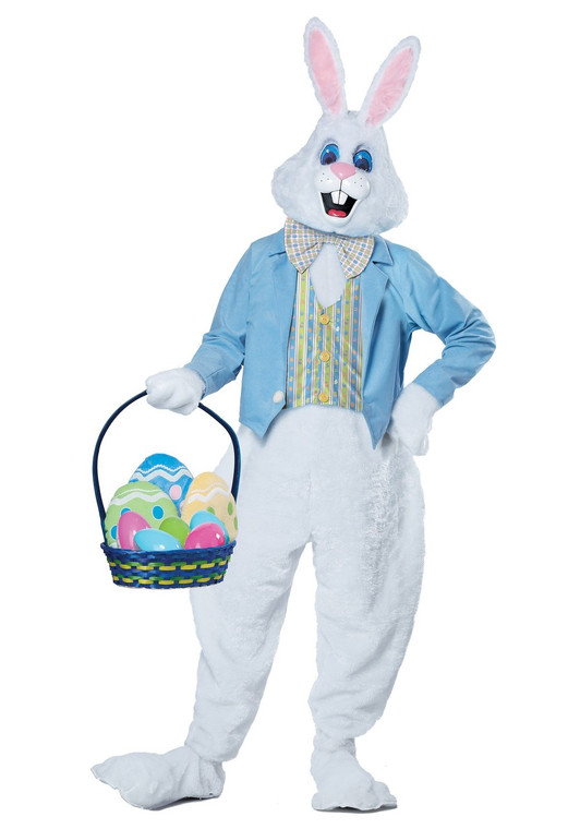 Easter Bunny Deluxe Costume