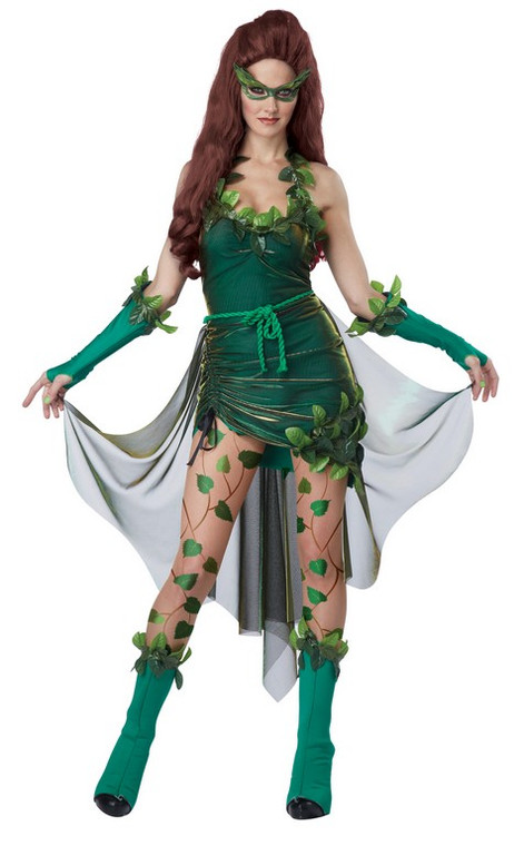 Lethal Beauty Deluxe Womens Costume