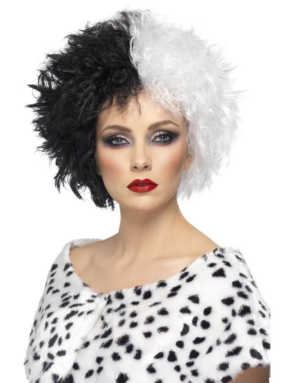 Evil Madame Wig