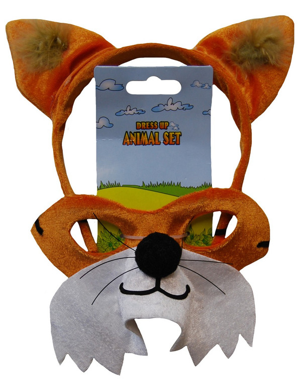 Fox Animal Child Set