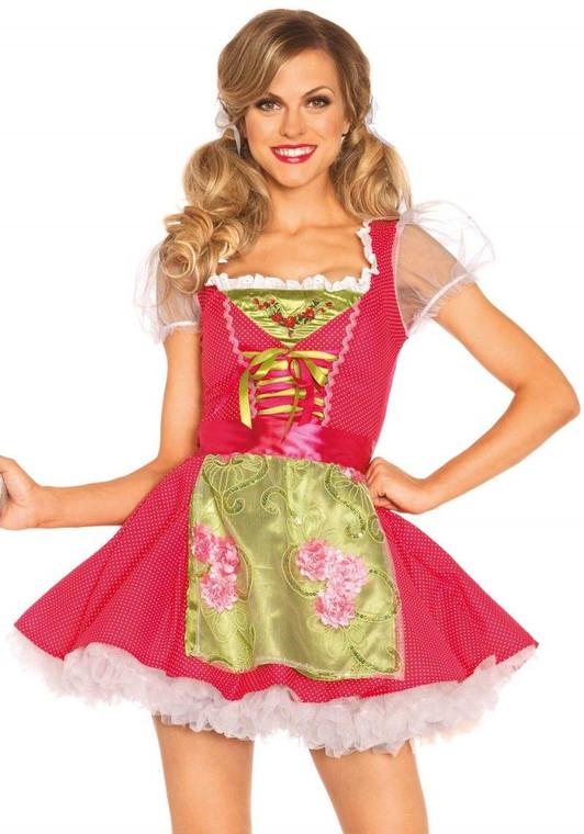 Beer Garden Gretel Costume