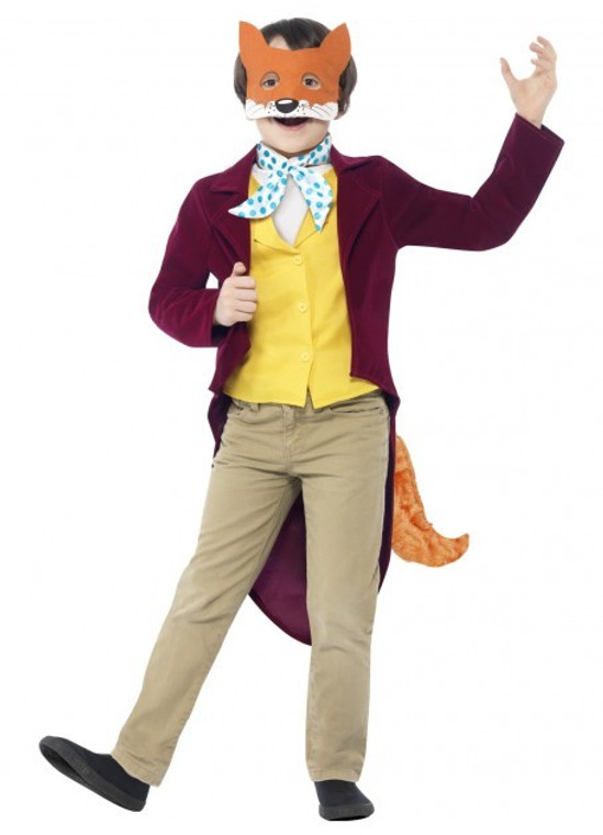 Fantastic Mr Fox Childs Costume
