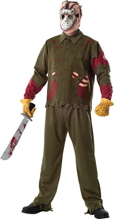 Jason Voorhees Costume