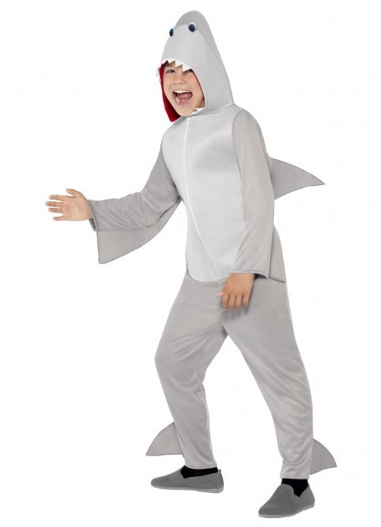 Shark Childs Onesie Costume