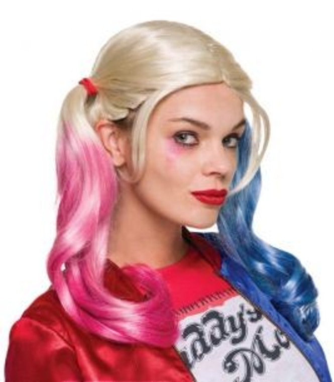 Harley Quinn Suicide Squad Deluxe Wig