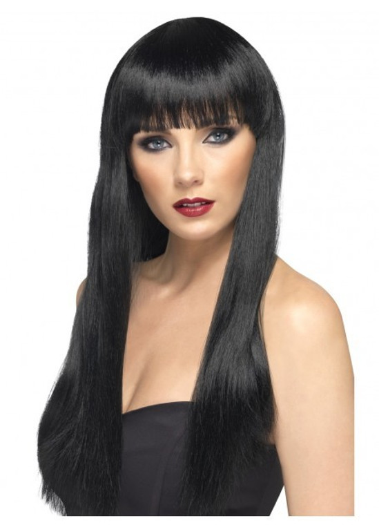 Beauty Wig Long Black