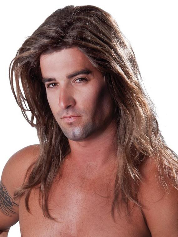 Fabio Costume Wig