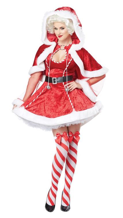 Sexy Mrs Claus Costume