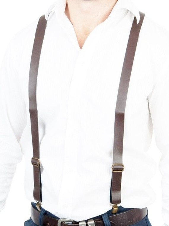 Brown Braces