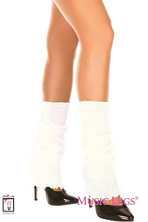 White Leg Warmers