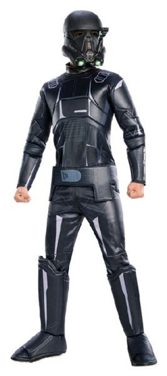 Star Wars Rogue One Death Trooper Childs Deluxe Costume