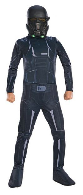 Star Wars Rogue One Death Trooper Childs Costume