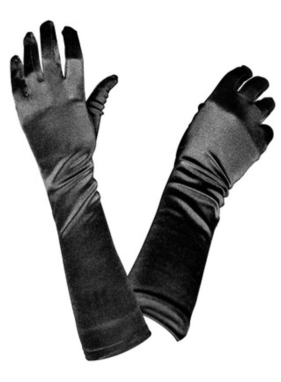 Evening Gloves Black