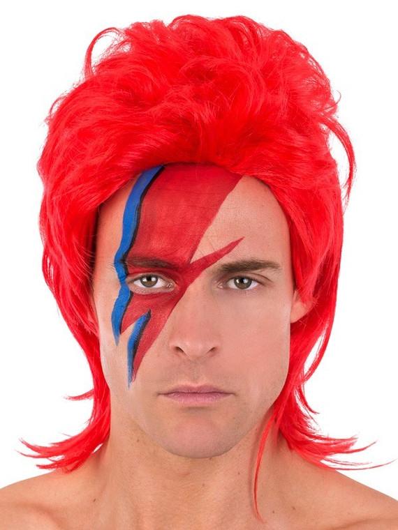 Ziggy Red Wig