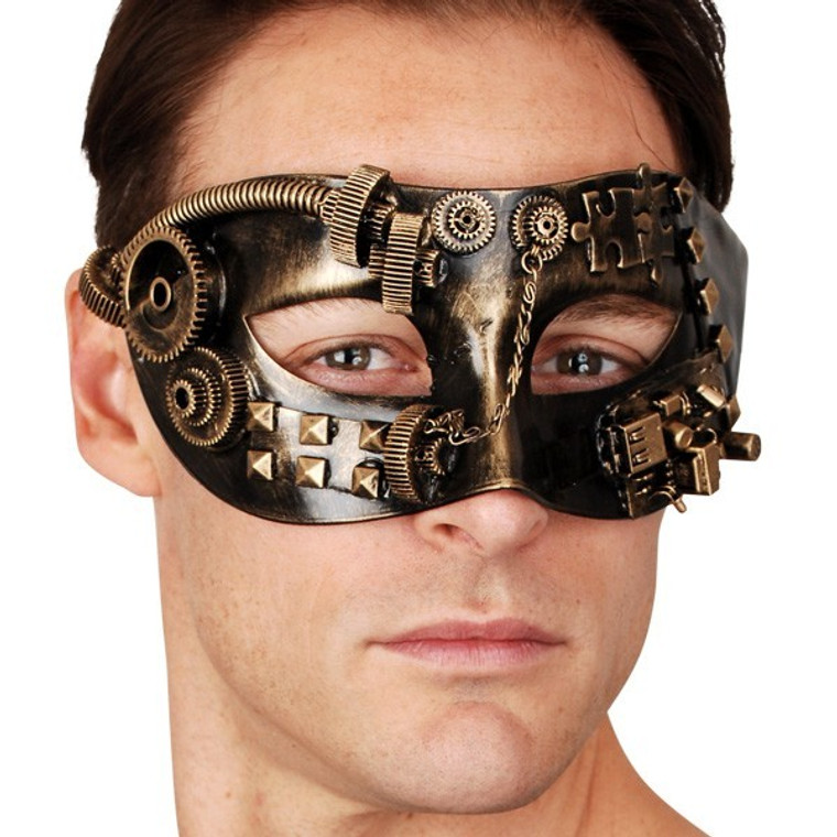 Sinclair Steampunk Mask