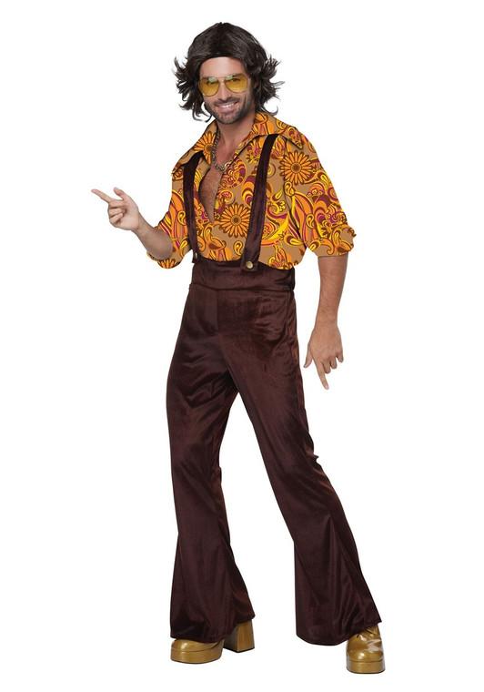 Jive Talkin Disco Dude Costume