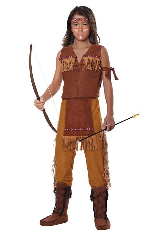 Indian Boy Classic Costume