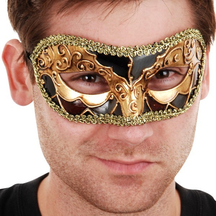 Luciana Masquerade Eye Mask