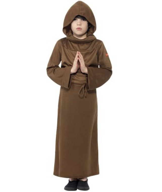 Monk Childs Costume - Horrible Histories
