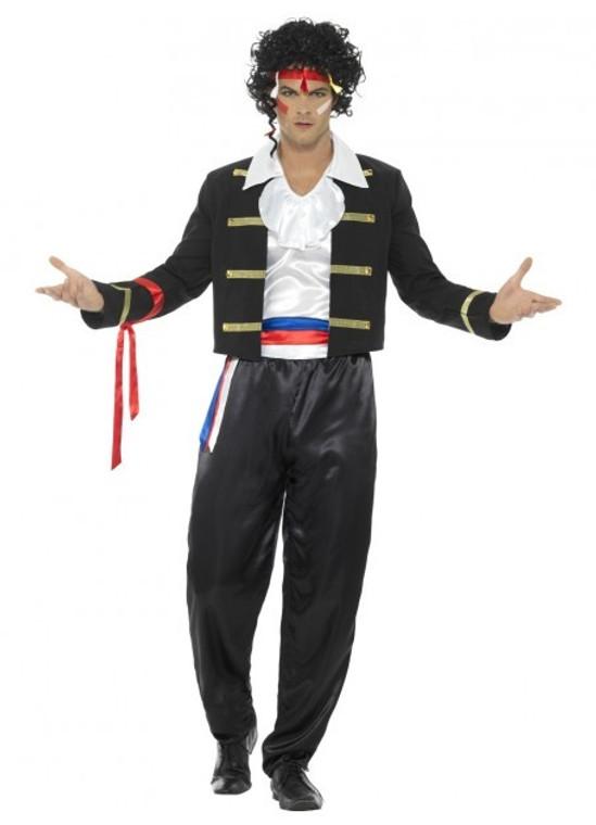 1980's New Romantic Costume