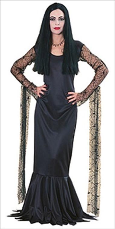 The Addams Family Morticia Adams Costume