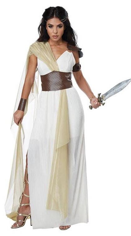 Spartan Warrior Queen Costume