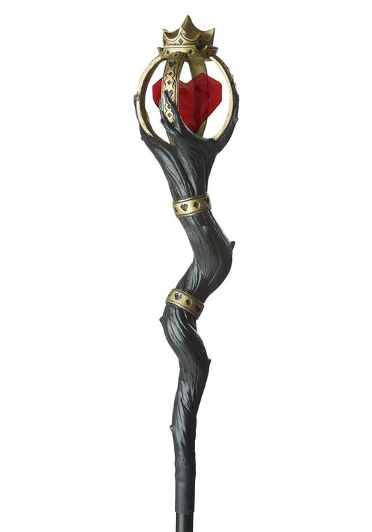 Queen of Hearts Staff