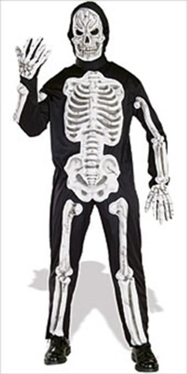 Skeleton Eva Costume