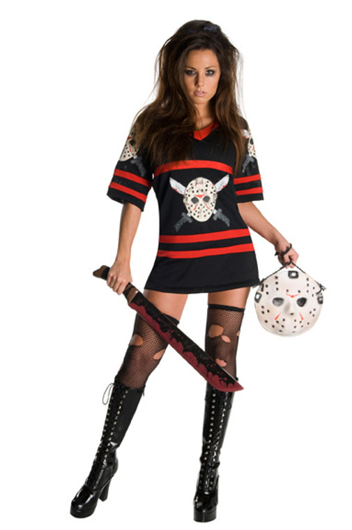 Friday the 13th Miss Voorhees Womens Costume