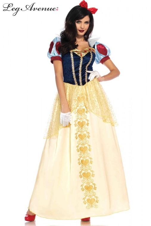 Snow White Deluxe Long Costume